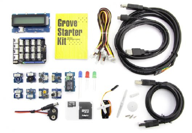 A complete set of hardware and sofeware resources for creating innovative IoT solutions.